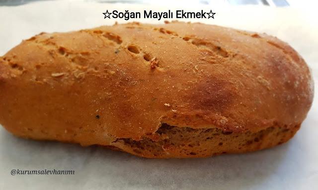 soğan mayalı ekmek