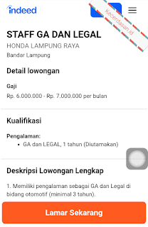 Aplikasi indeed