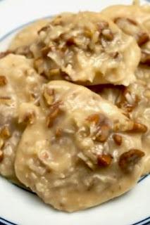 Coconut Pecan Praline Cookies: Savory Sweet and Satisfying