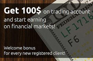 Bonus Forex Tanpa Deposit NPBFX $100 - Welcome Bonus