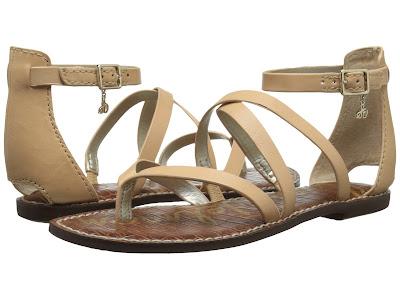 Sam Edelman Gilroy Gladiator sandals for only $45 (reg $100)!
