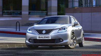 Eksterior Mobil Suzuki Baleno Hatchback