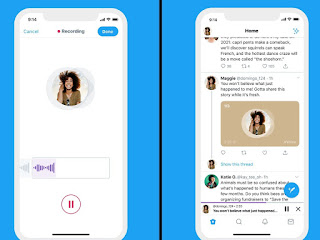 Twitter Launches Tests Audio Chat Rooms Called Spaces