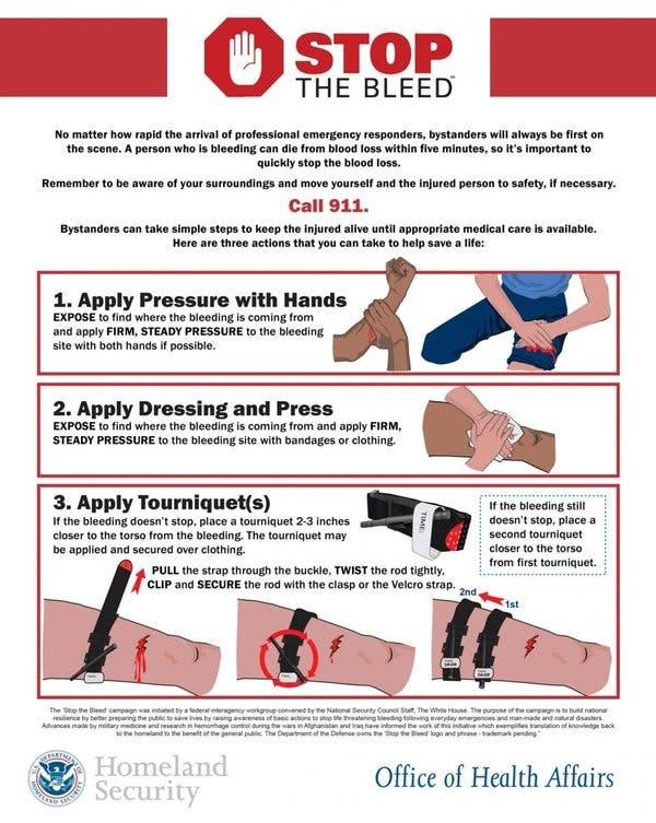 Cara Menghentikan Pendarahan Dalam Kondisi Darurat Survival