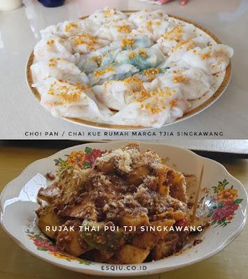 Wisata Kuliner Pontianak Singkawang