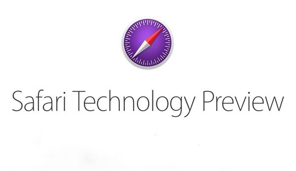 Apple lançou hoje atualização para o Safari Technology Preview