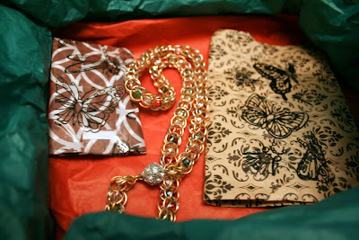 Holiday Bling Blog Hop #2: December 2012 :: All Pretty Things with Jewel School Friends