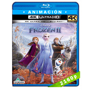 Frozen 2 (2019) HDR Ultra HD BDREMUX 2160p Latino
