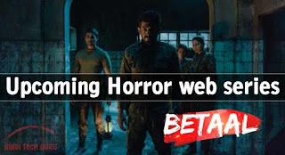 Shahrukh Khan Horror Web Series Betaal ki Jankari