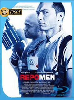 Repo Men (Los Recolectores) (2010) HD [1080p] Latino [GoogleDrive] SilvestreHD