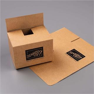 Stampin Up Mini-Versandkartons 149492