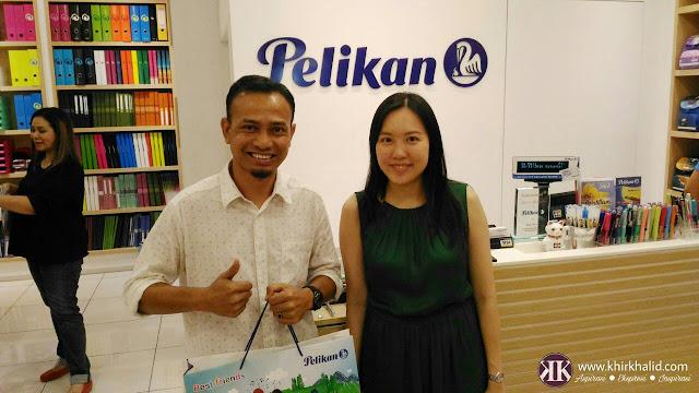 Pelikan Store, The Garden Mid Valley,