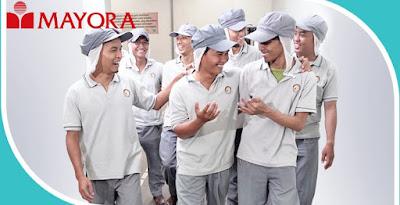 Lowongan Kerja Jobs : Operator Produksi Lulusan Min SMA SMK D3 S1 PT Mayora Indah Tbk