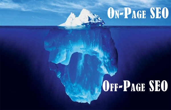 difference between On page and Off SEO