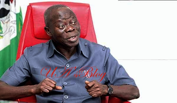 APC rejected by Nigerians, your demand for apology childish – Gov. Umahi tells Oshiomhole