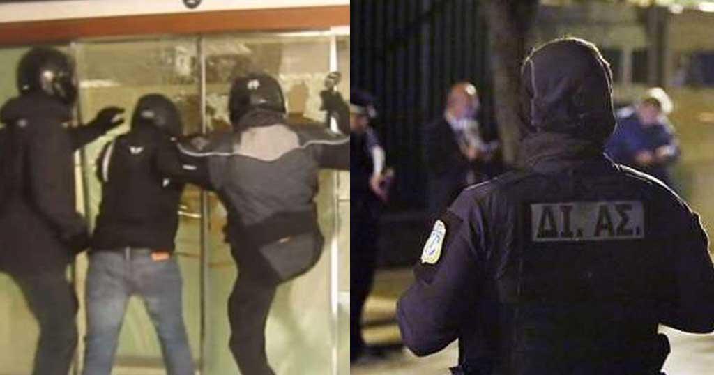 Έκλεψαν ηγετικό στέλεχος του Ρουβίκωνα και κάλεσε την Αστυνομία για βοήθεια