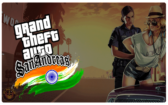 Grand Theft Auto: San Andreas Indian Edition Mod