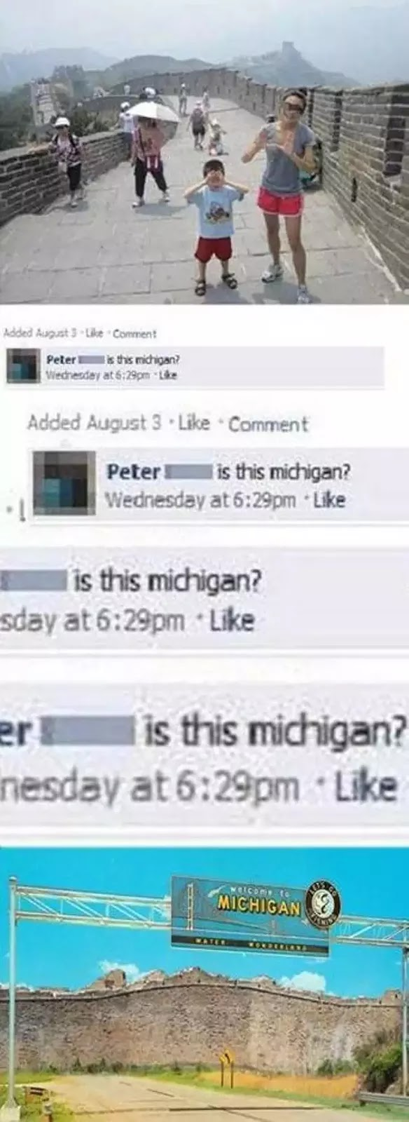 People, Is this Michigan?
