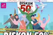 Promo Rabbani PSBB Diskon 50% All Item 15 - 23 Mei 2020