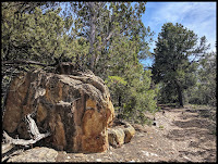 Views along Noah's Ark Trail- Parowan Utah