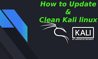 How to update and clean Kali Linux