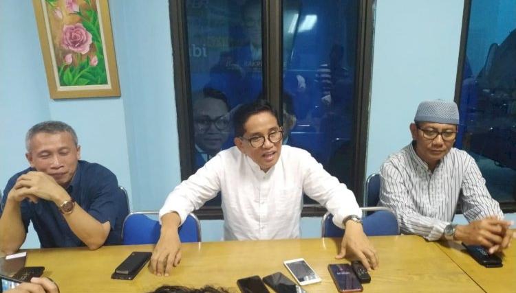 Penuhi Panggilan DPW PAN, Romi : Saya Kader PAN dan Tidak Akan Mengkhianati Partai