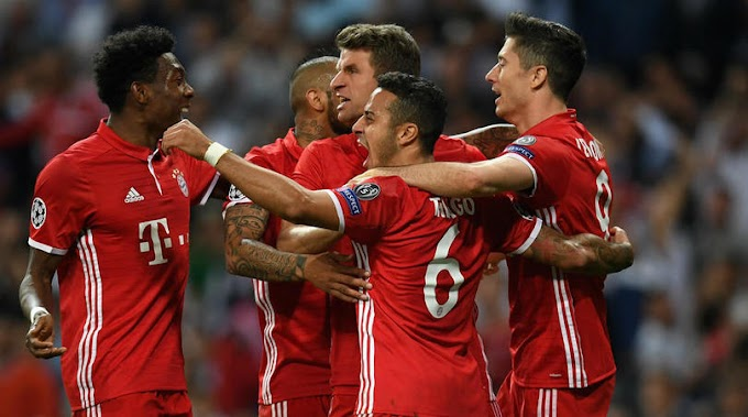 Thiago determined to win Champions League after pledging future to Bayern