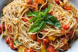 Vegan One Pot Pasta #healthyfood #dietketo