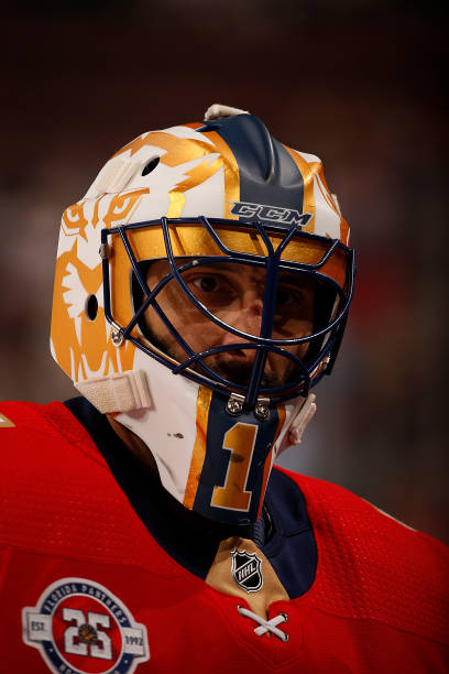 I Love Goalies Roberto Luongo 2018 19 Mask