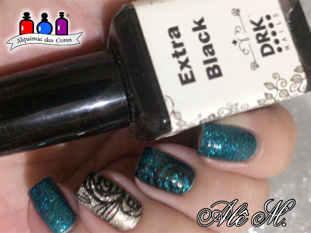 China Glaze, China Glaze Give Me The Green Light,China Glaze New Bohemian Luster Chrome Collection Fall 2012, Deviantly Daring, Rare & Radiant, Duochrome, Tinsel, China Glaze Love You Snow Much 2009, YZWLE02, Orly Peel Off One Night Stand, DRK Nails, Extra Black DRK Nails, Alê M.