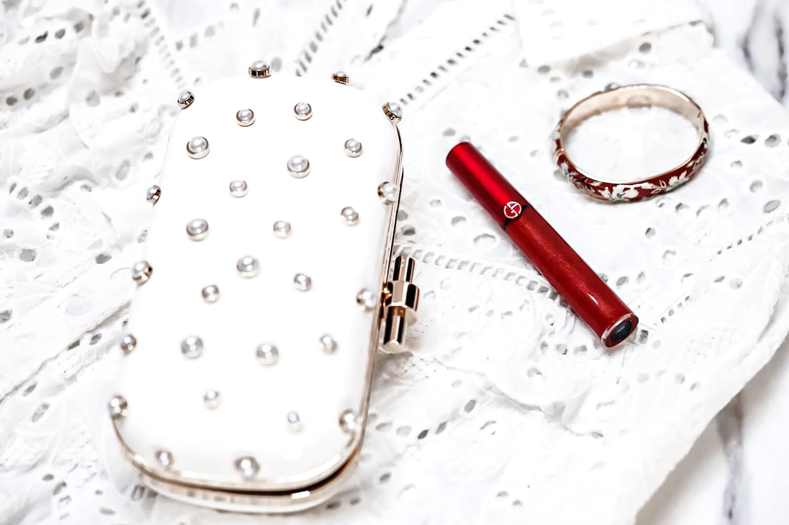Armani Lip Maestro 103 526 527 209 400 405 G Swatch Avis