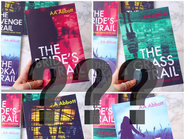 The Final Trail by AA Abbott   Launch+Cover Reveal