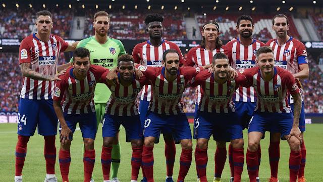 تشكيل أتليتيكو مدريد ضد ريال مدريد عبر سوفت سلاش