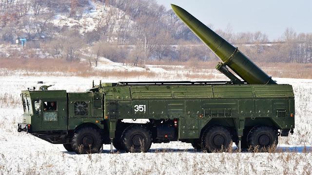 Tên lửa Iskhader của Nga