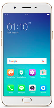 Oppo launches F1s smartphone with 16 Megapixels selfie camera in India for Rs. 17990