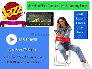 jazz free tv app