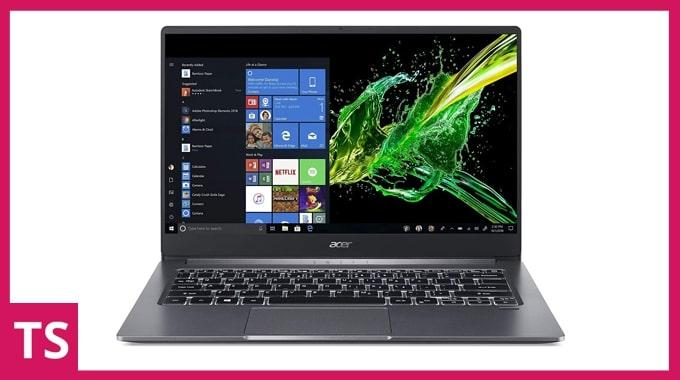 Acer Swift 3 SF314-57 laptop. (Image credit: Acer)
