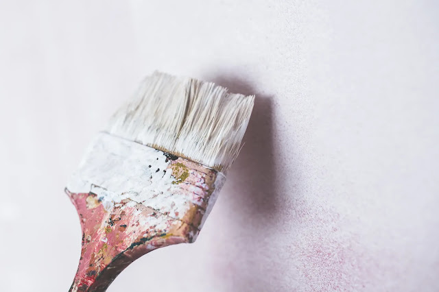 cara perpaduan warna cat rumah minimalis