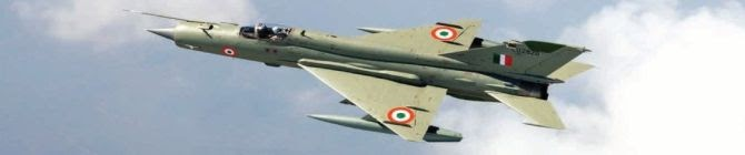 IAF's MiG-21 Aircraft Crashes In Rajasthan, Pilot Ejects Safely