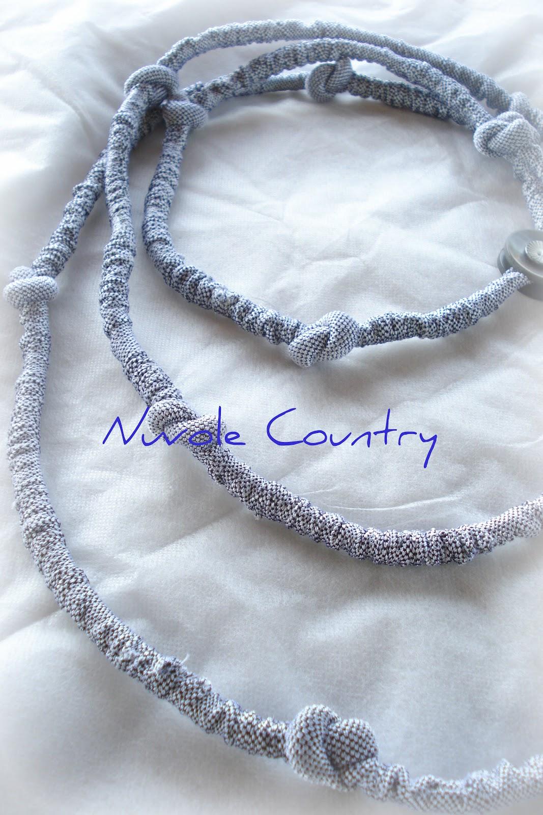nuova collezione sezione speciale scarpe sportive Nuvole Country: nuove collane