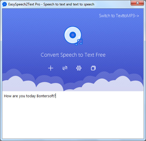 Screenshot EasySpeech2Text PRO 2.1.0 Full Version