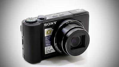 Cyber-shot Sony HXgv