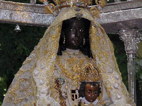 Horario e Itinerario Procesión de la Virgen de la Merced, Patrona de Jerez 2021