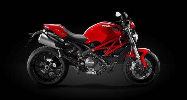 Kumpulan Motor Ducati Monster Indonesia 2016