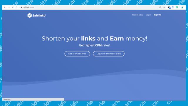 Pemendek URL Terbaik yang Dapat Menghasilkan Uang