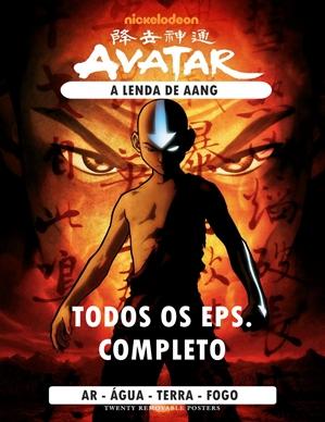 Download Avatar - A Lenda de Aang gratis