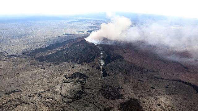 Gempa 6,9 SR Guncang Hawaii