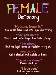 The Zedge Female Dictionary Funny Quote Wallpaper For 240x320 Phones