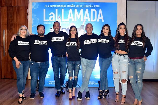 """musical """"La Llamada"""""""