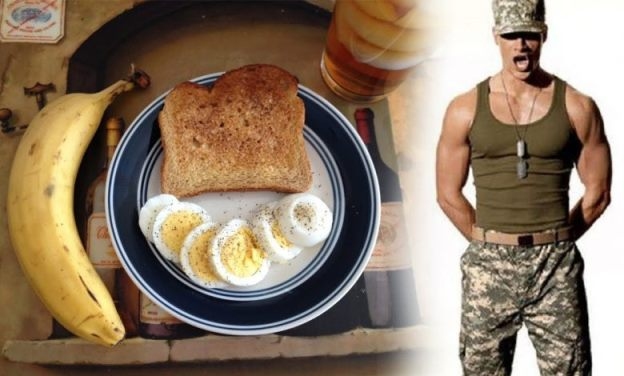 Military Dieting